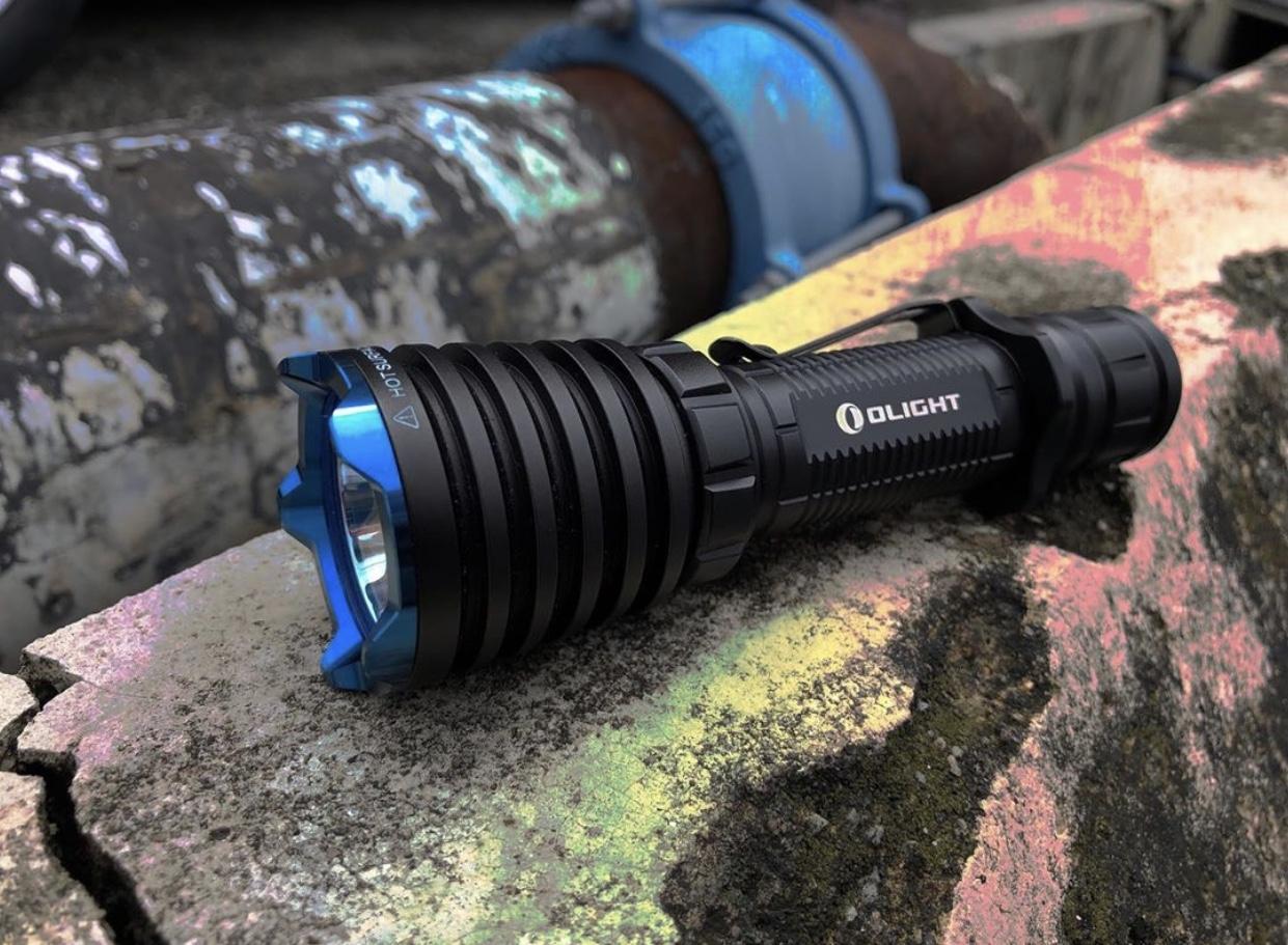 OLIGHT傲雷 武士X Pro战术手电 21700新款锂电池 5000毫安重磅升级