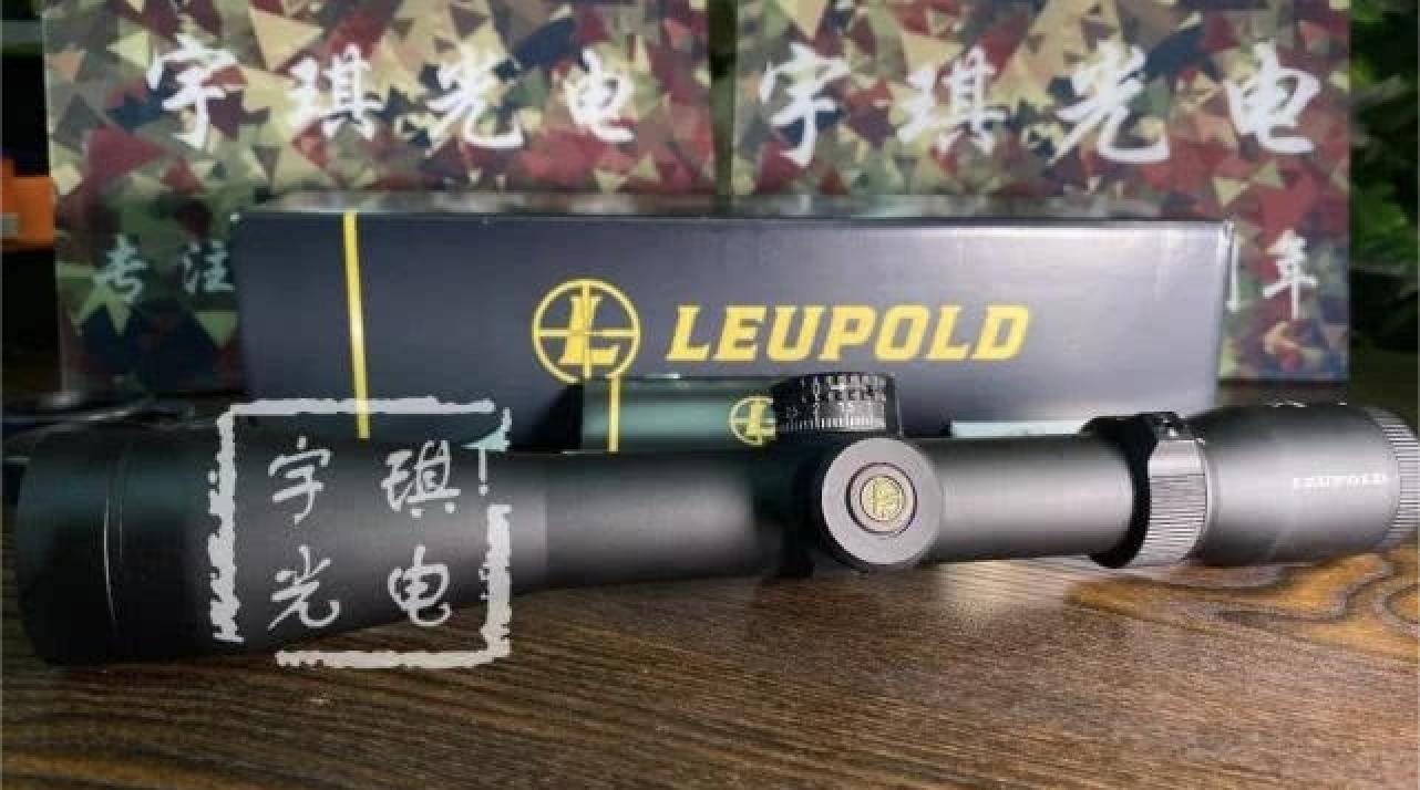 2020款 LEUPOLD VX.R 3-9X40多密位带辅助光